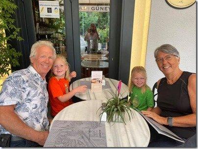 Gramma Grampa Brynn Blair IST cafe
