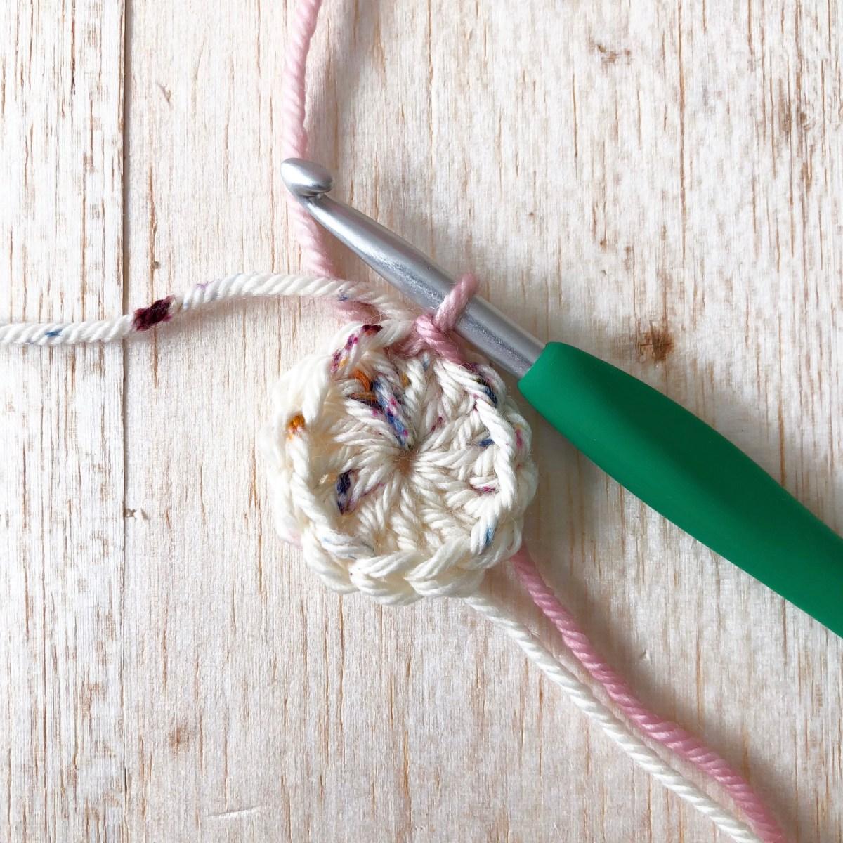 crochet motif tip 1