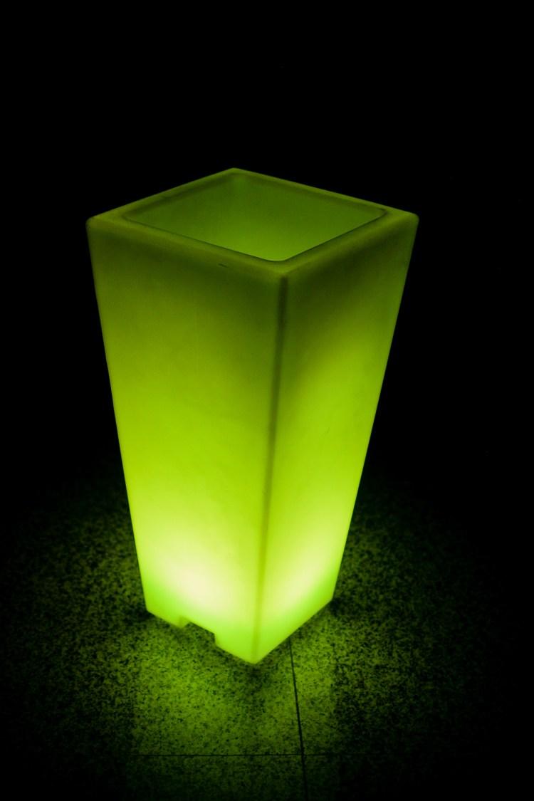 aluguel de mobiliário de LED, decoração diferenciada, festa personalizada
