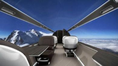 Photo of Penceresiz, Dijital Ekranlı Uçaklar Hayatımızda!