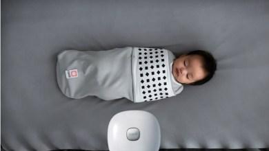Photo of Bebeğinizin Nefesini Kontrol Eden Akıllı Kundak!