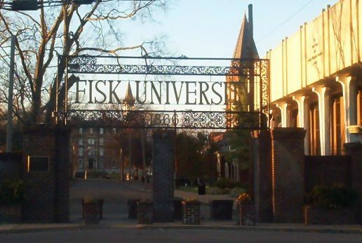 Fisk University At The Woodshed