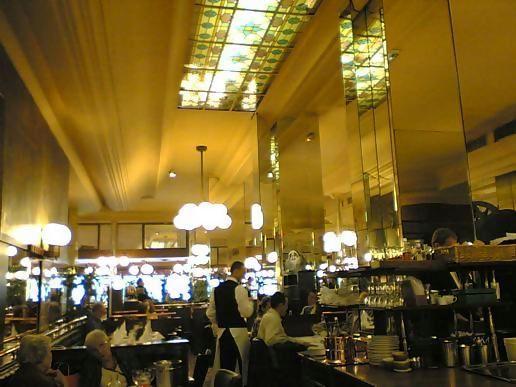 Lunch at Terminus Nord, Paris
