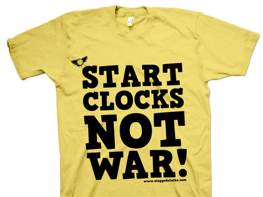 Support the Stopped Clocks movement: Buy a TShirt!, at ...