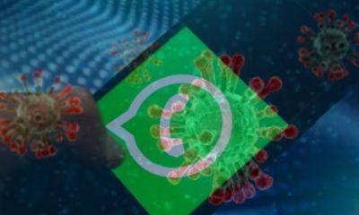Fake Information about Corona Virus on WhatsApp