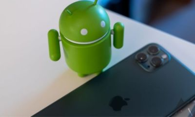 The iPhone can be changed to run the Android operating system