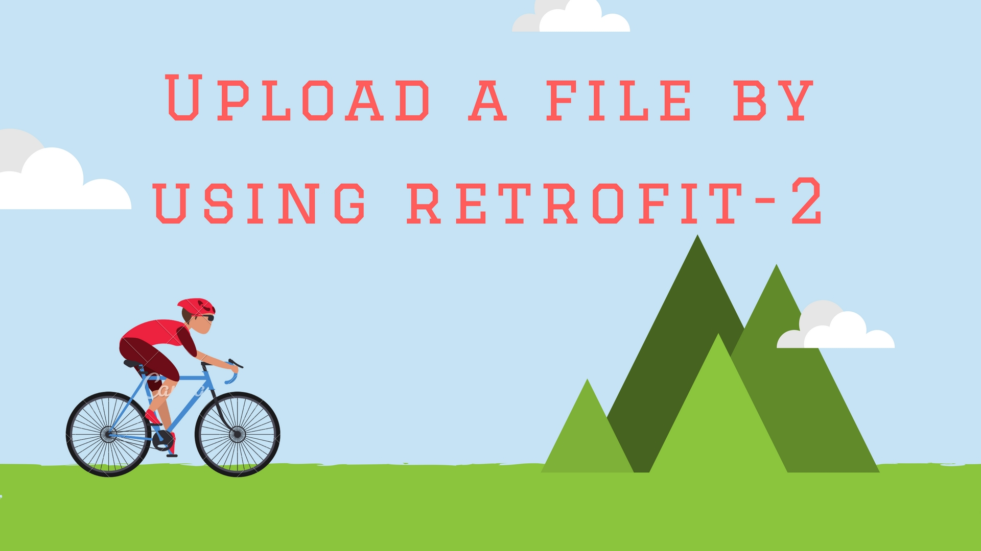 Upload a file by using retrofit in android | MoboLogic+