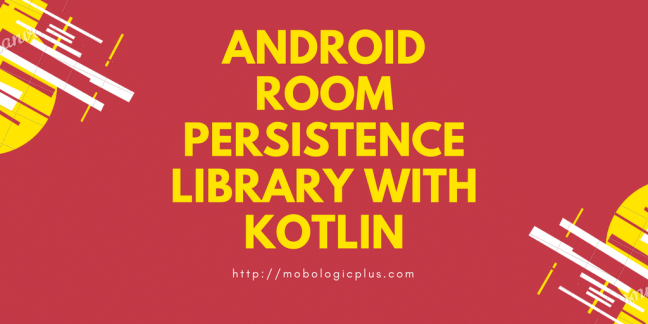 Room Mapper android room persistence library sqlite mapper with kotlin
