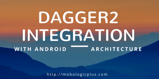 New Dagger2 Integration with Android Architecture component