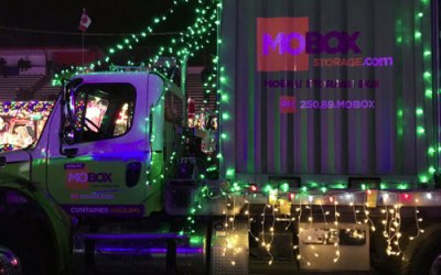 Christmas Truck Parade and Food Drive
