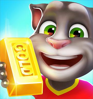 Говорящий Том: бег за золотом скачать на андроид бесплатно ...