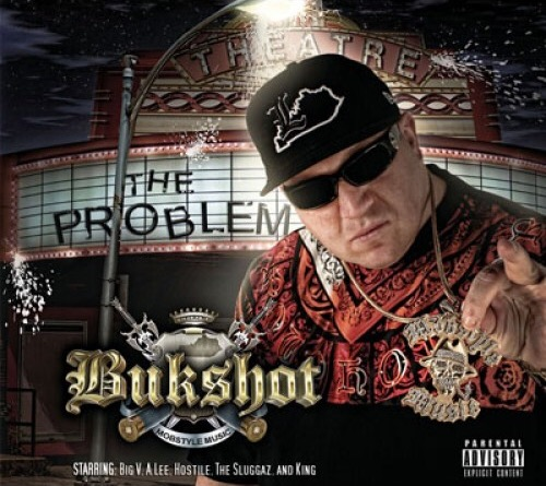 "Bukshot ""The Problem"" CD"