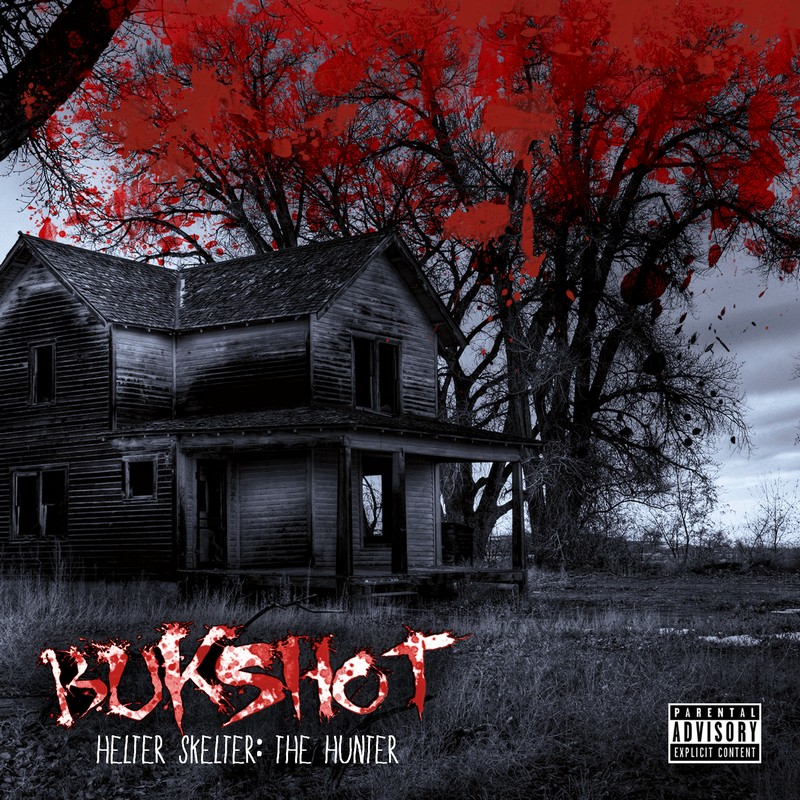 "Bukshot  ""Helter Skelter: The Hunter"" CD"