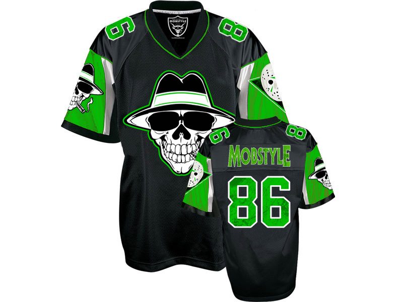 Mobstyle Football Jersey
