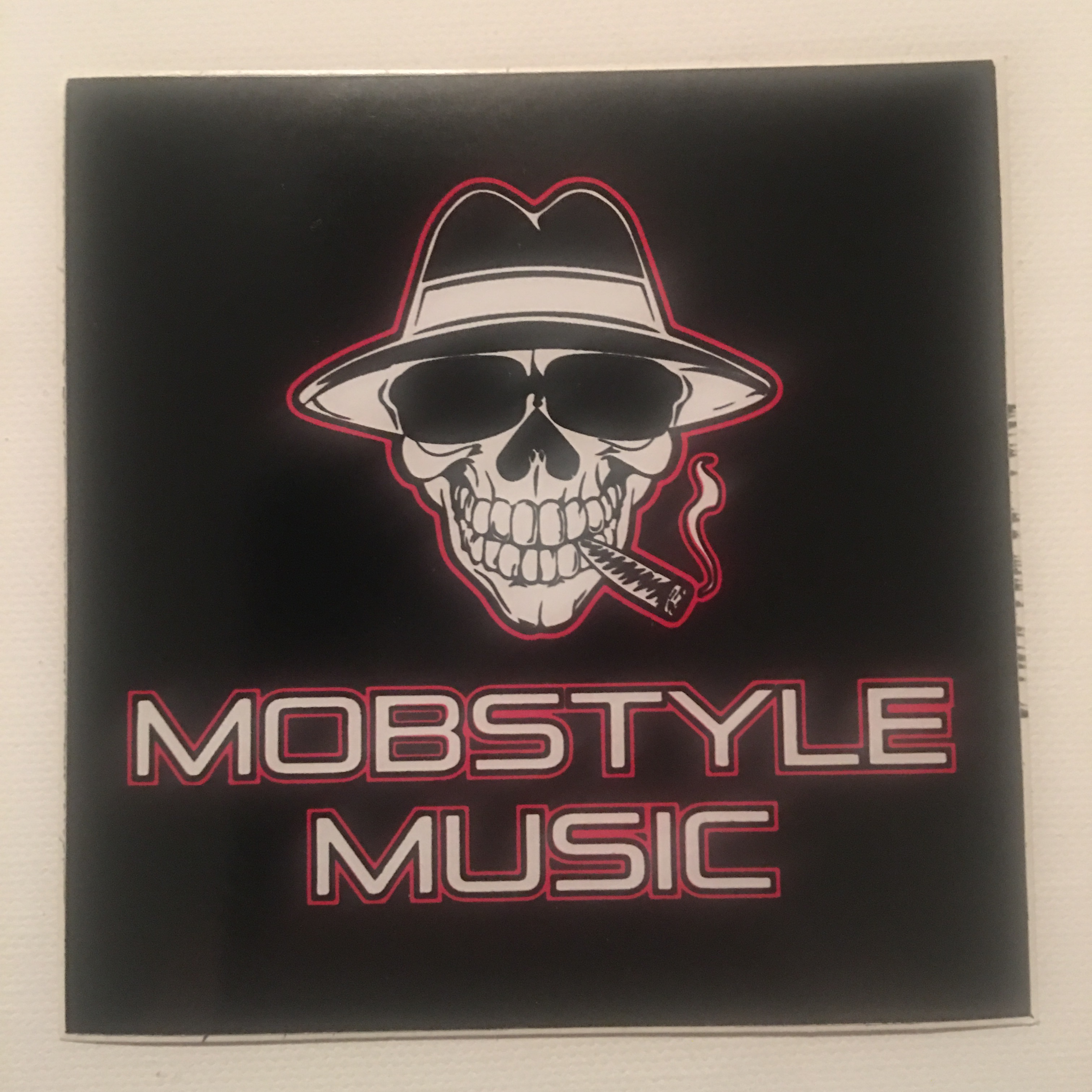 Mobstyle Music 4″ Full Color Sticker