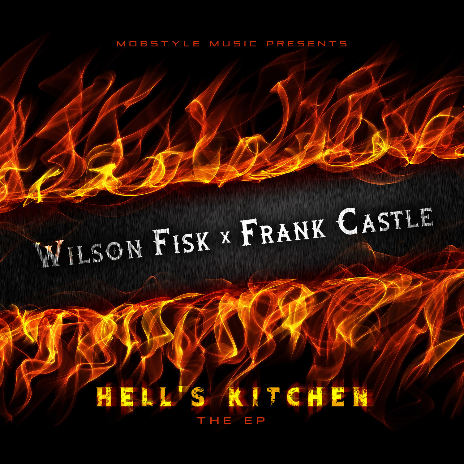"The Mysterious ""Hell's Kitchen"" EP! FREE With $50 Order!"