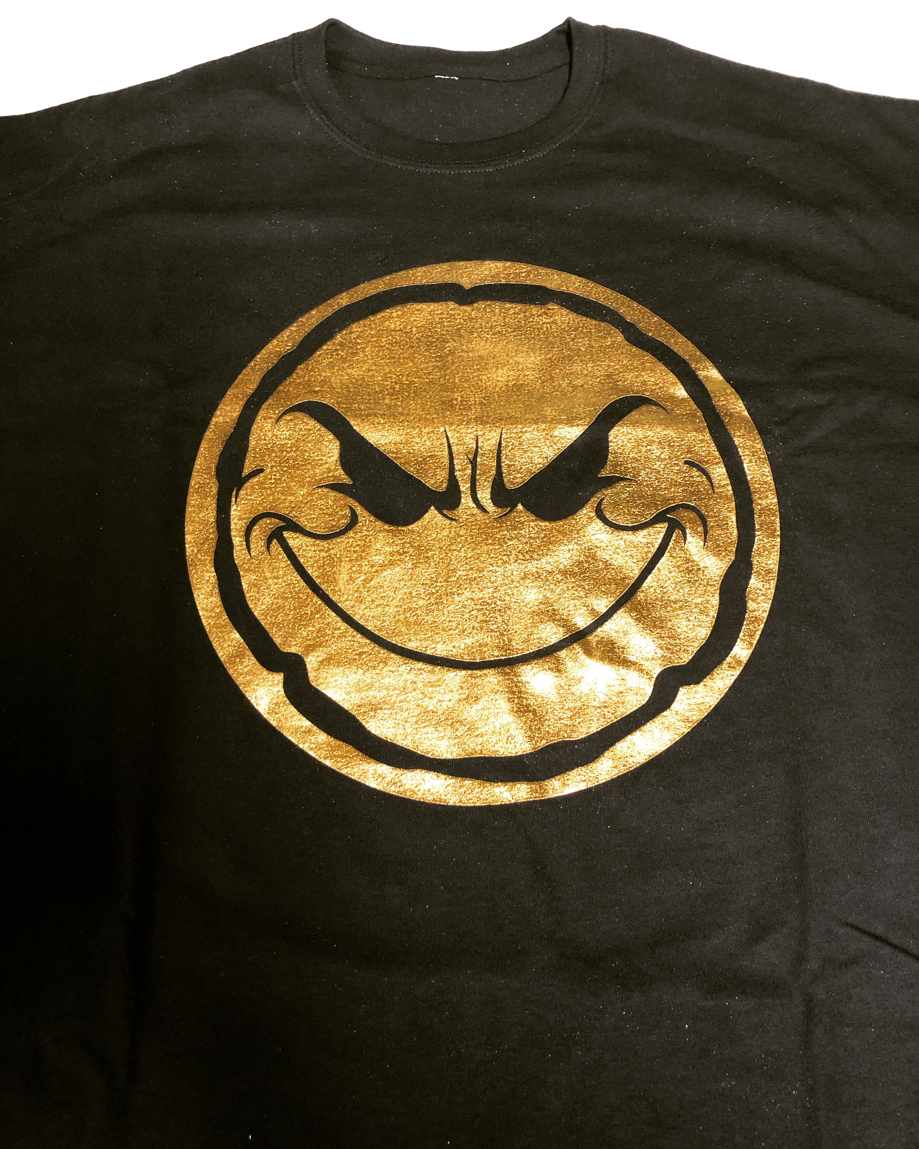 "Weirdo ""Gold Dust"" Gold Foil T-shirt"