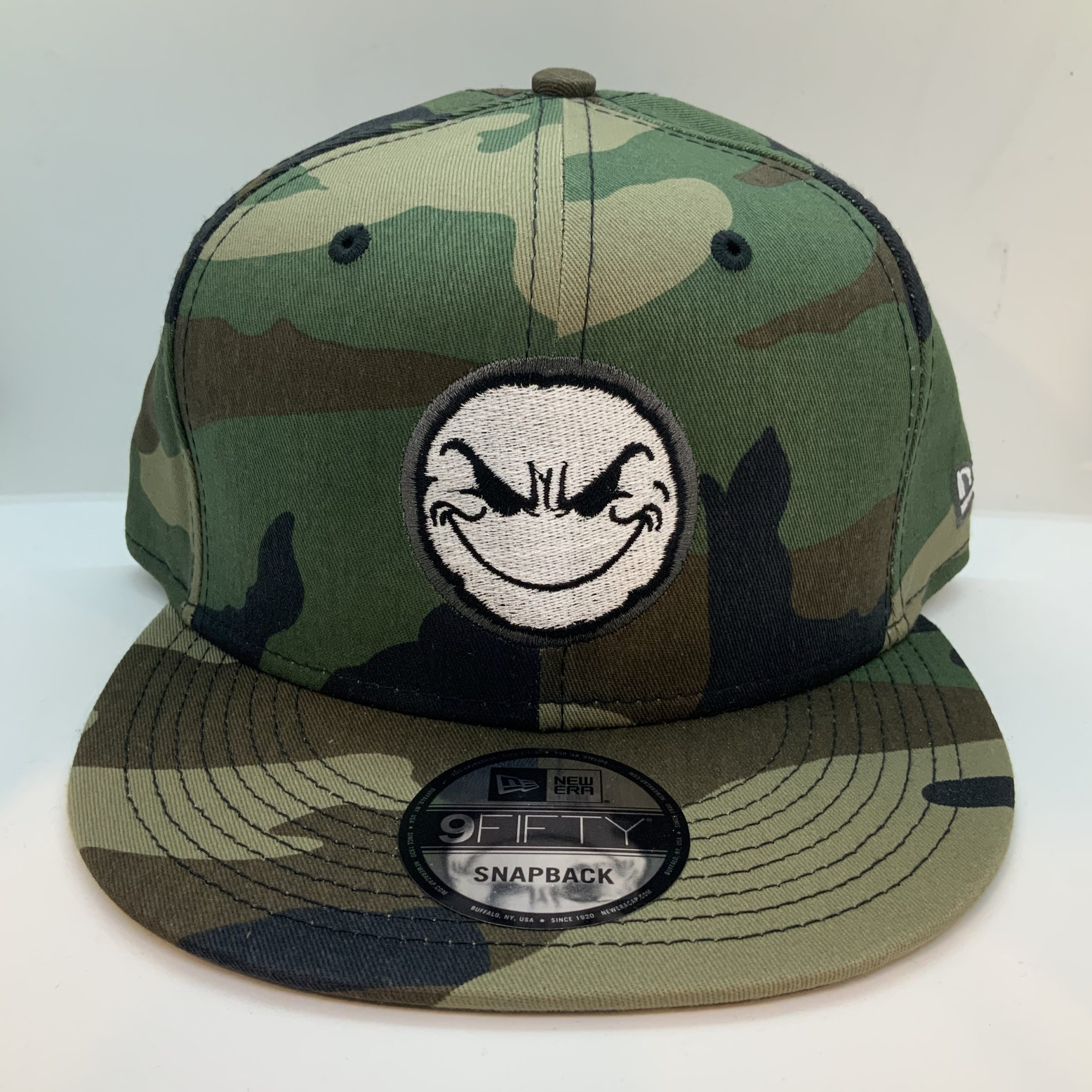 "Weirdo ""Spectre"" New Era 9Fifty Flat Bill Snap-Back Hat"