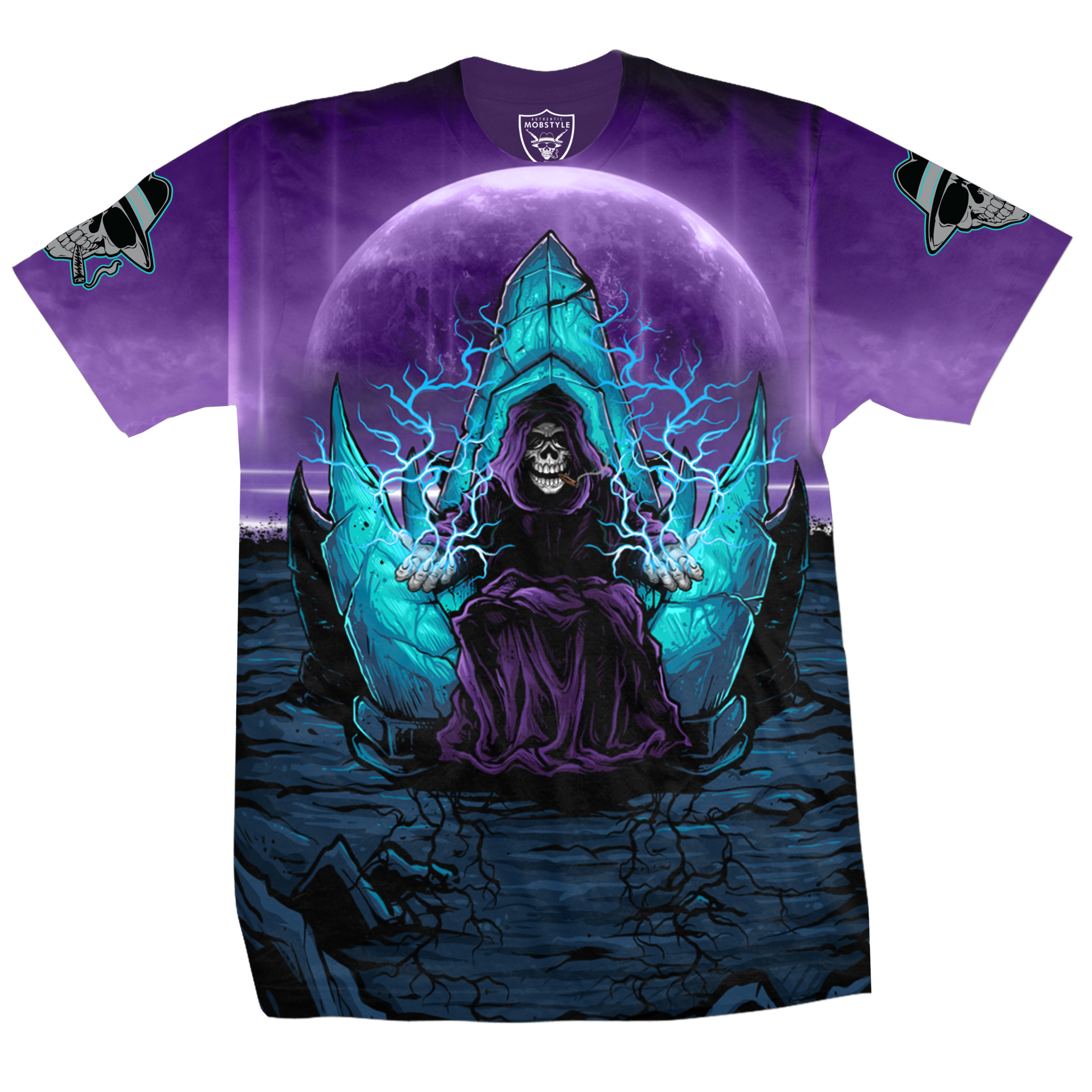 "Sith Lords ""Lord Of Darkness"" Sublimated T-shirt"
