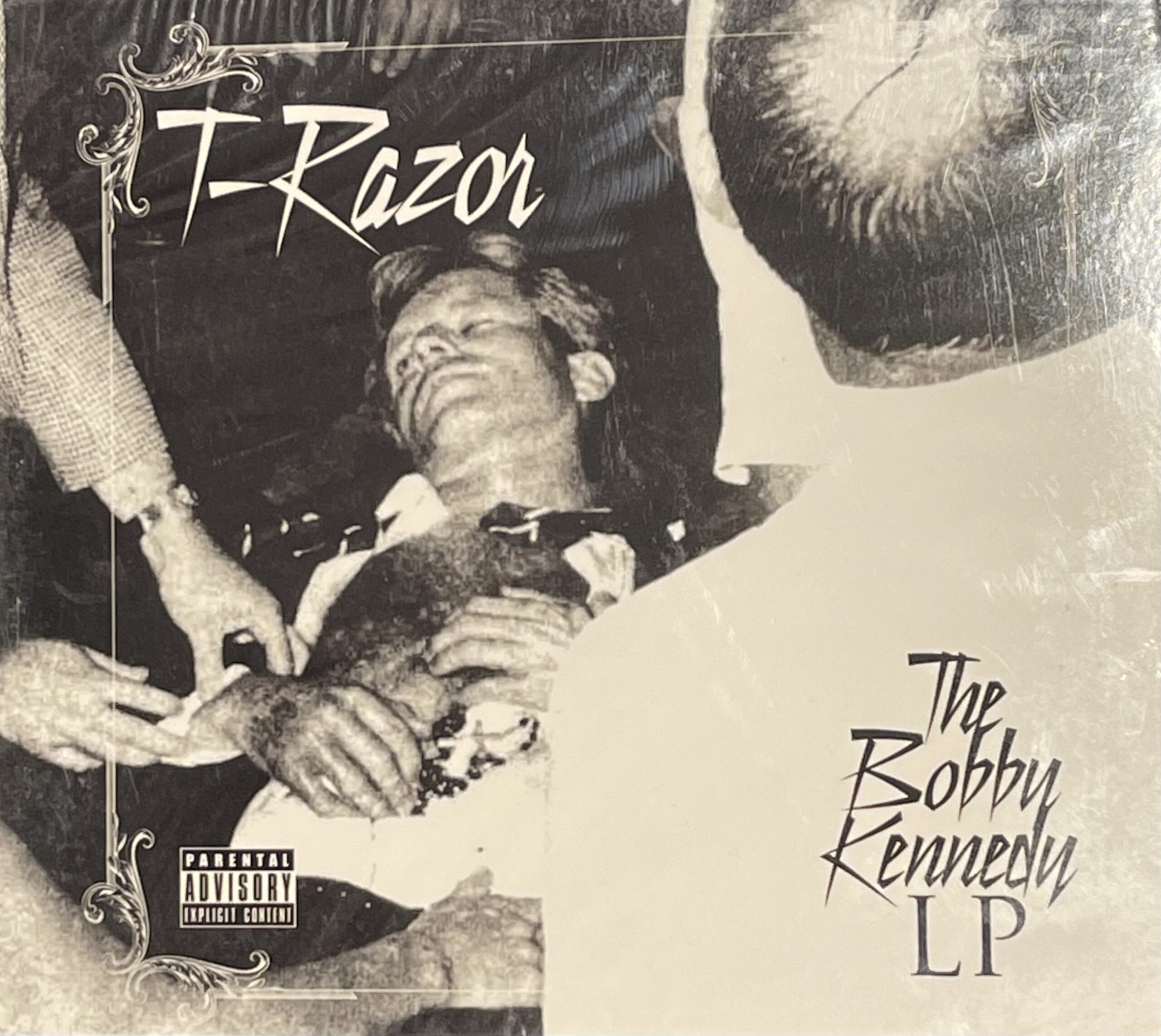 """T-Tazor """"The Bobby Kennedy Project"""" CD (21 Copies Left!)"""