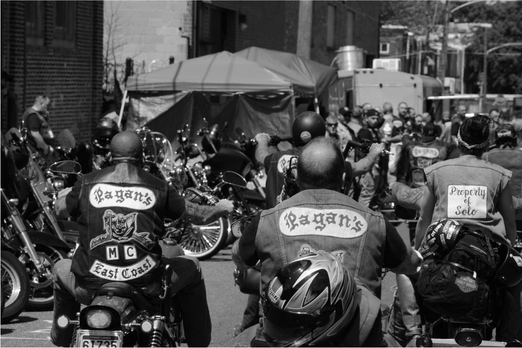 """Read more about the article Biker World Sources: Old Guard Philly Pagans form new MC. """"The Jackals"""""""