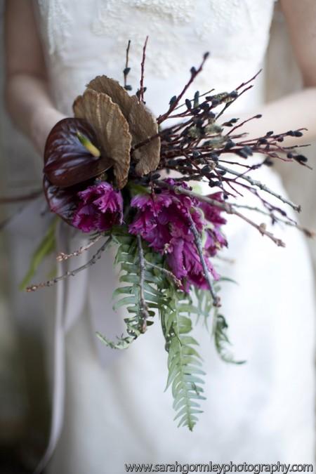 Bouquet by Mobtown Florals