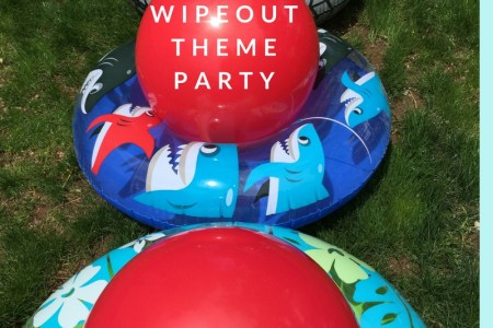 Wipeout theme party