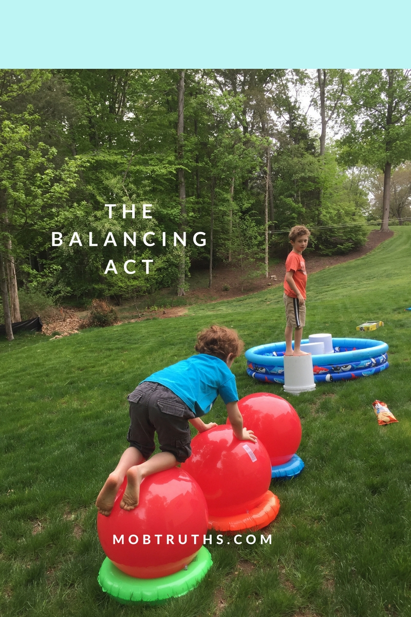 Obstacle Course Birthday Party: Wipeout ...