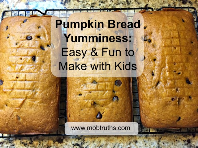 my favorite pumpkin bread