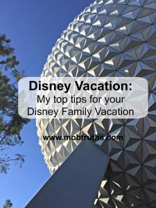 Disney Family Vacation