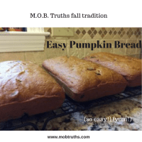Easy Pumpkin Bread Recipe: Baking with Boys (a fall tradition)