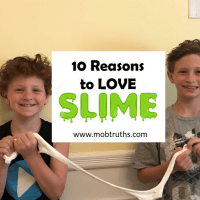 10 Reasons to LOVE SLIME!
