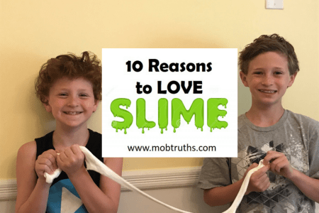Embrace the slime craze! So many reasons to love slime.