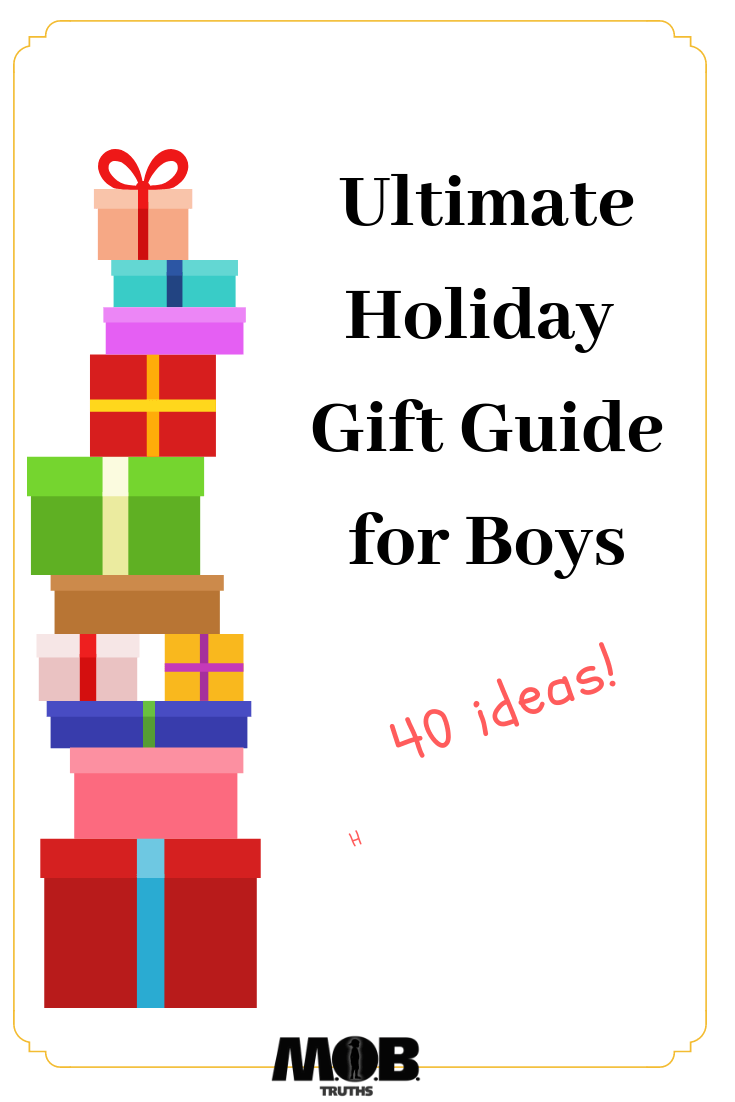 Ultimate holiday gift guide for boys