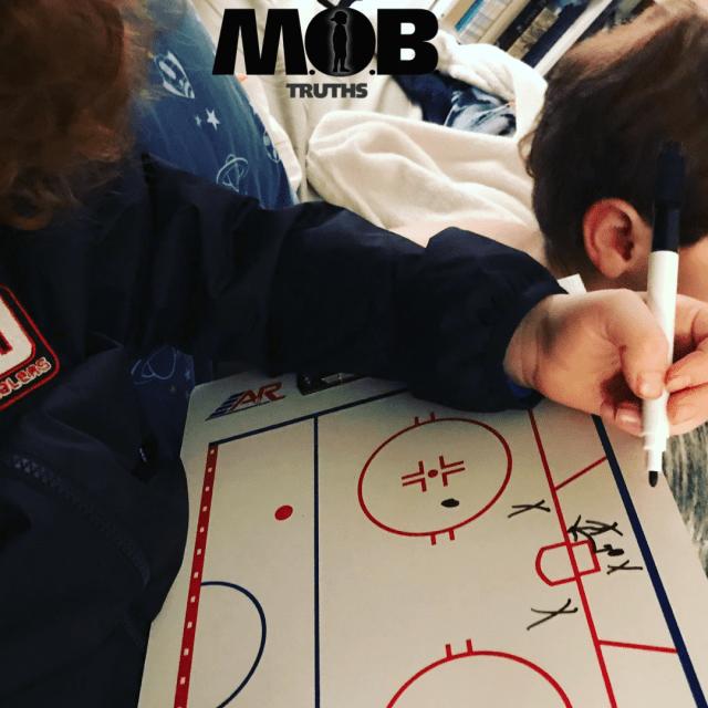 tips for hockey moms
