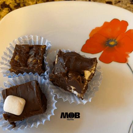 easy recipes for kids - sweet treats