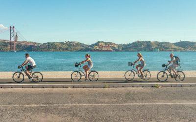 EMEL instala 34 sensores de contagem de bicicletas em Lisboa