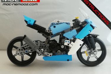 lego technic suzuki gsxr 1000