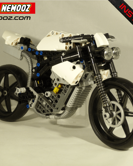 lego technic triumph speed triple