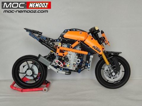 lego KTM super duke