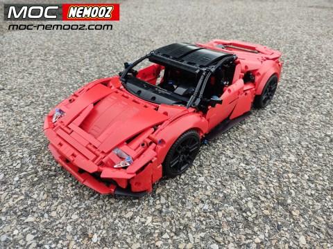 Lego ferrari sf 90 stradale