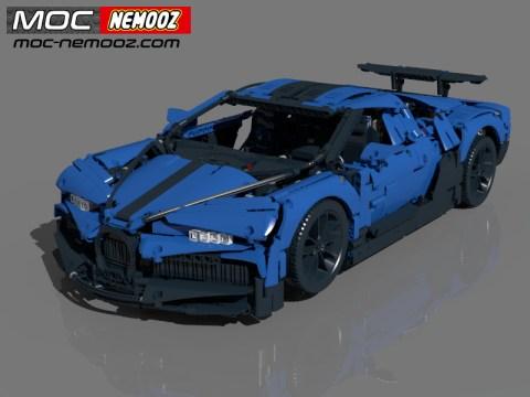 lego Bugatti chiron pure sport