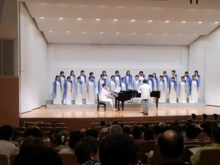2013うたごえ合唱発表会