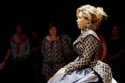 Marielle Plaisir performance