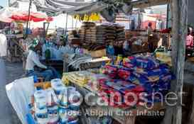 En Jimaní baja el intercambio comercial por crisis en Haití