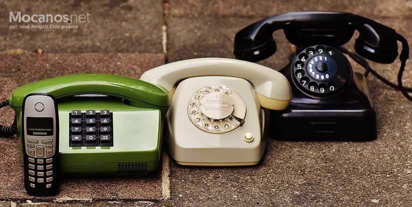 📞 Teléfono en República Dominicana (1884 hasta 1954)