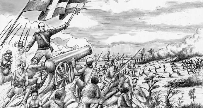 Batalla del 30 de Marzo 1844