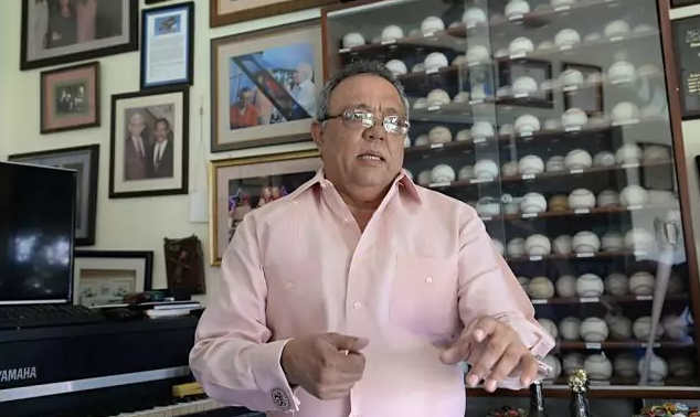 Víctor Taveras, el músico mocano