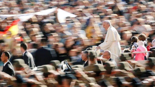 """""""Tengo esperanza en la humanidad"""" asegura el Papa"""
