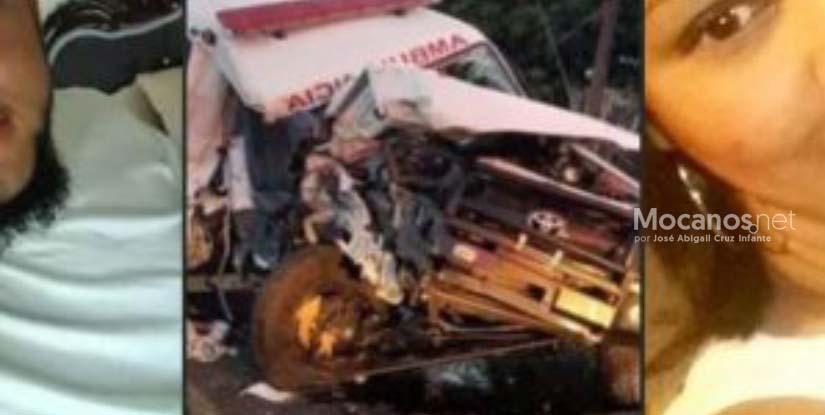 🎥 Video: Accidente trasladaban un paciente Covid-19 a Santo Domingo